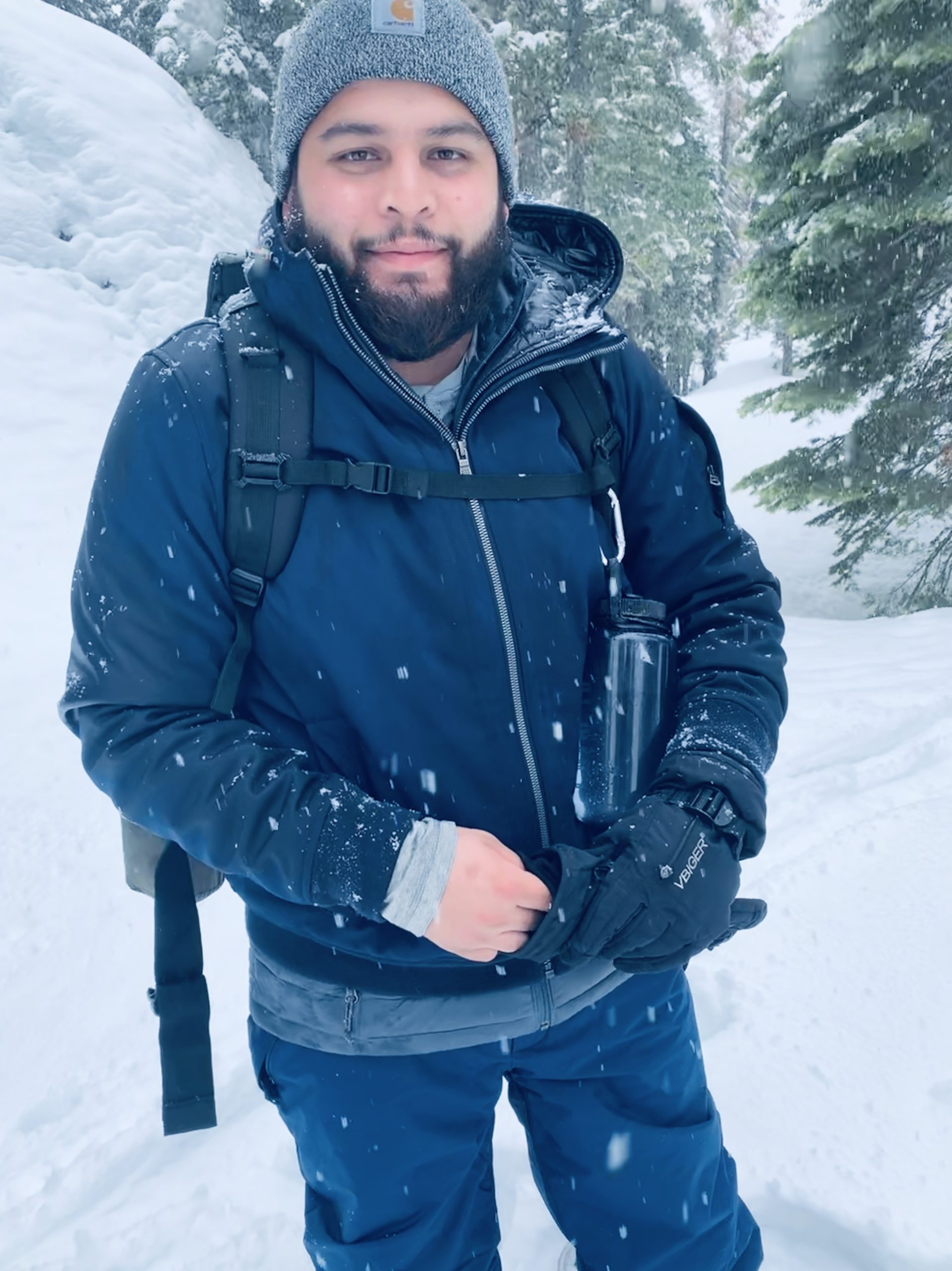 Picture of Lab Member Alex Guzman